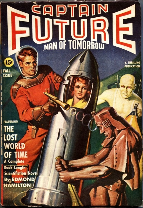 Captain Future Fall 1941