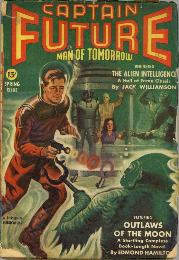 Captain Future (Spring, 1942)