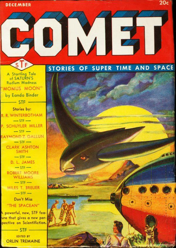 Comet December 1940