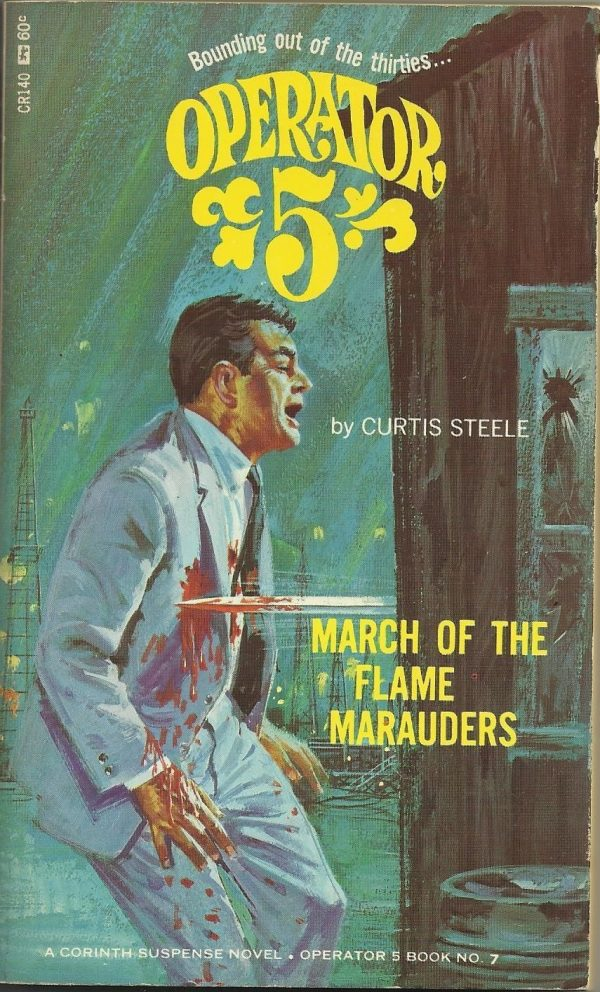 Corinth Suspense Novels #CR-144 1966