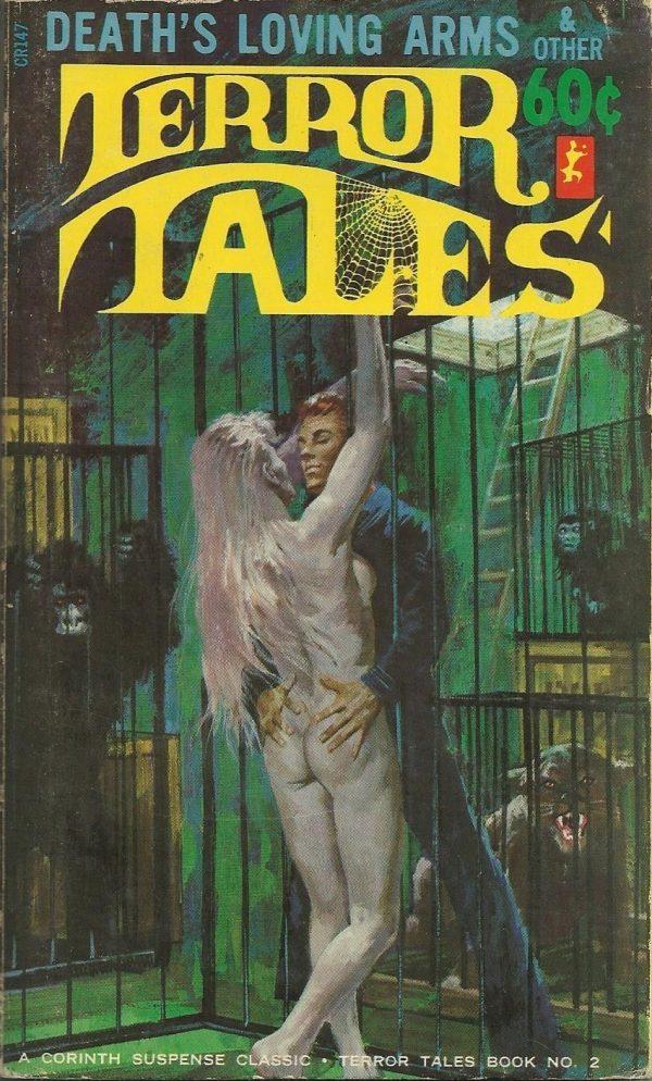Corinth Suspense Novels #CR-147 1966