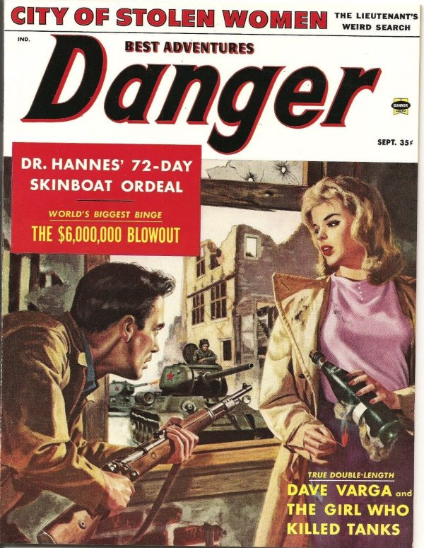 Danger Sept 1959