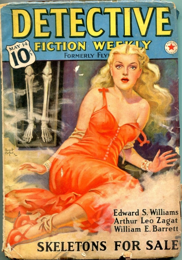 Detective Fiction Weekly May 14 1938