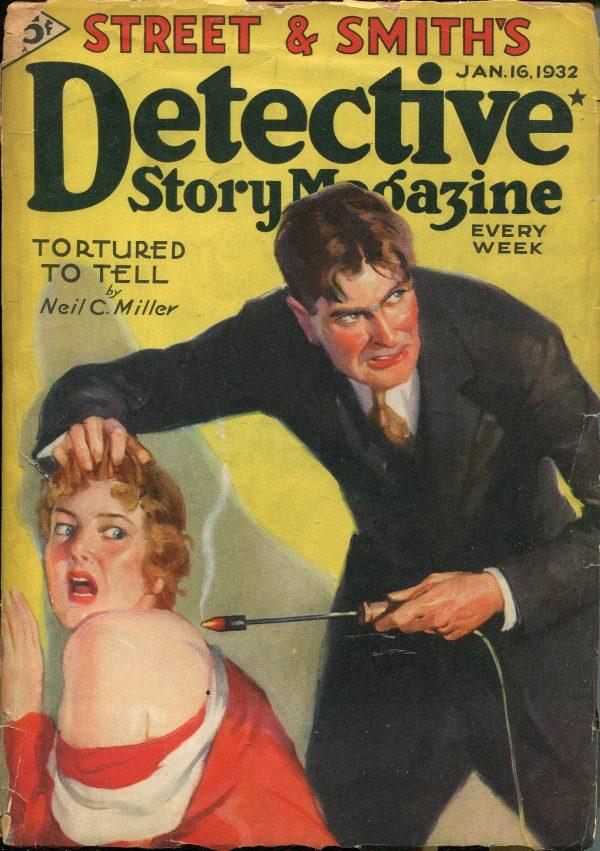 Detective Story January 16 1932