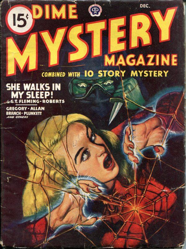 Dime Mystery December 1947