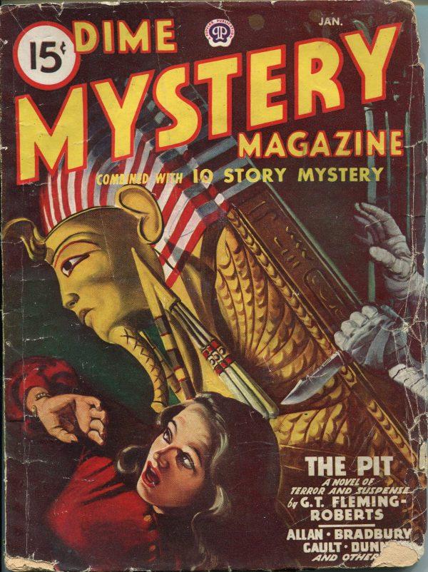Dime Mystery January 1948