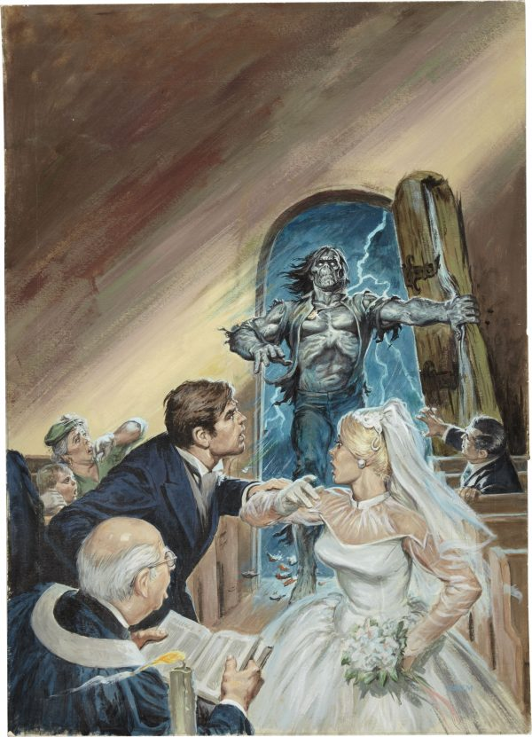 Earl Norem Tales of the Zombie #9