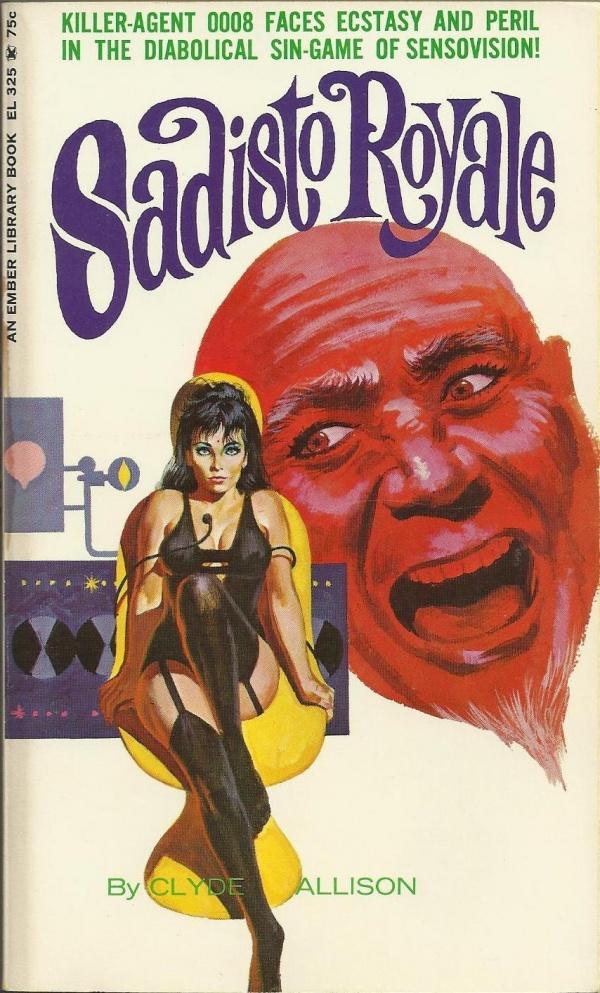 Ember Library #EL-325 1966