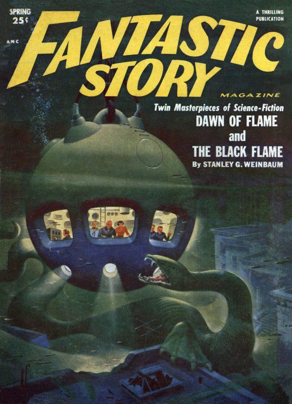 Fantastic Story 1952 Spring