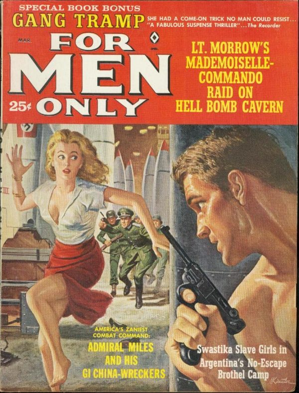 For Men Only March 1963