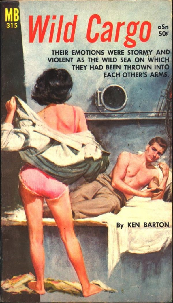 Magnet Book # 315 1960