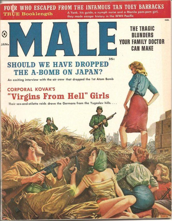 Male Jan 1961