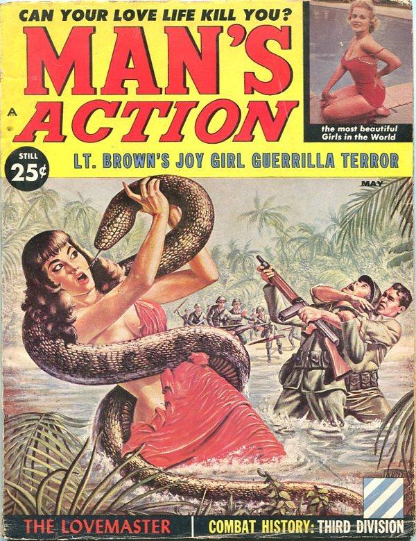 Man's Action May 1960