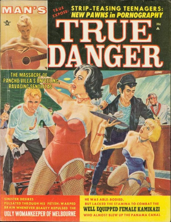 Man's True Danger June 1963