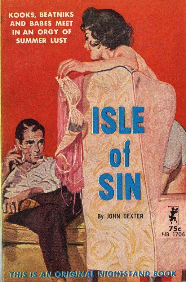 Nightstand Book 1706 1961