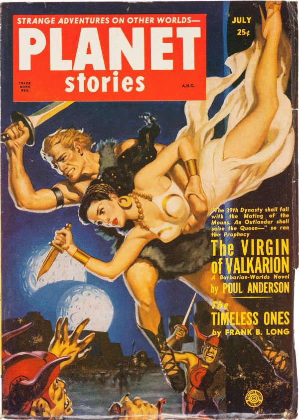 Planet Stories July 1951