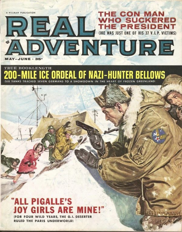 Real Adventure May-June 1961