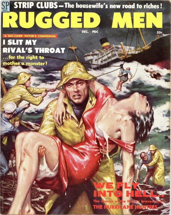Rugged Men December 1958