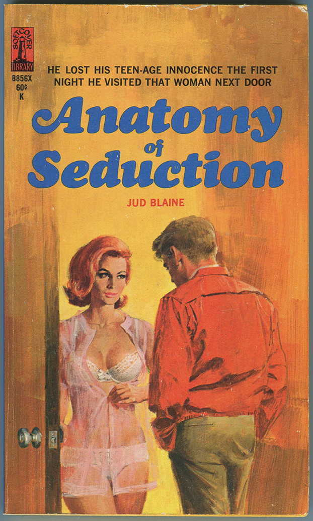 Anatomy of Seduction – Pulp Covers