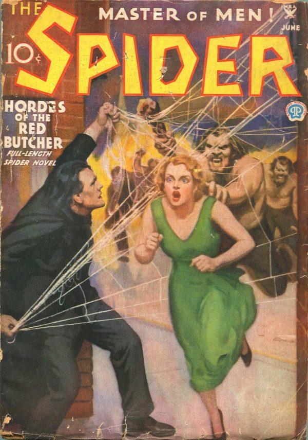 Spider June 1935