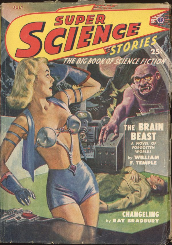 Super Science July 1949