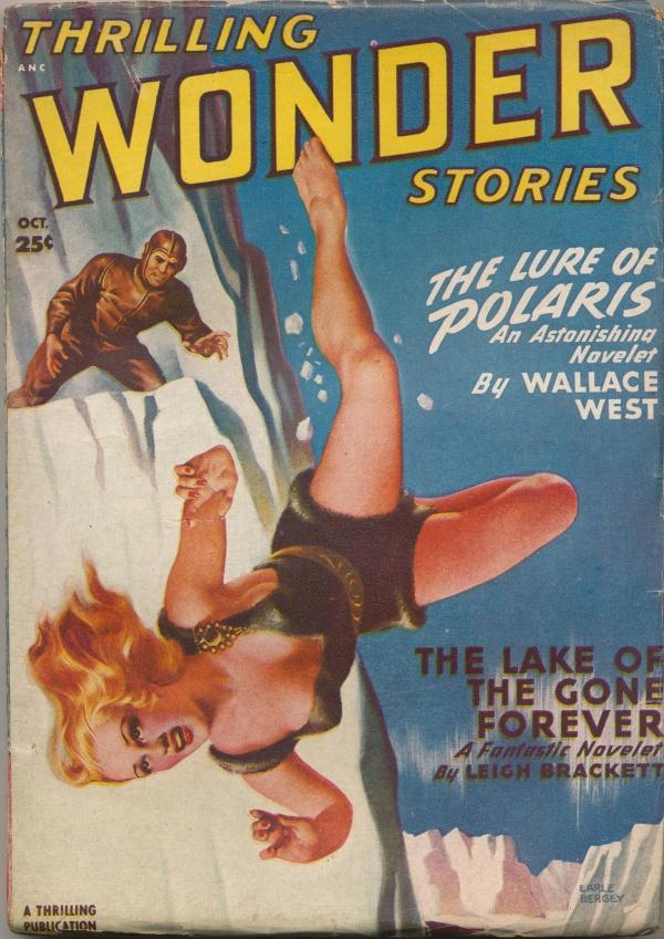 THRILLING WONDER STORIES OCTOBER 1949