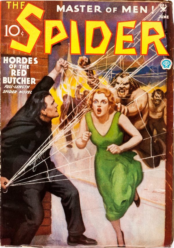 The Spider - June 1935