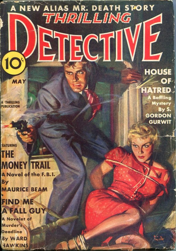 Thrilling Detective May 1939