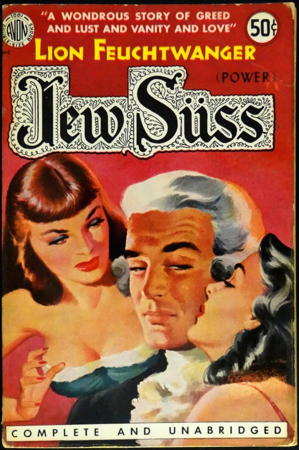 Avon 1001 (1951). Cover and Interior Illustrations by Raymond Everett Kinstler