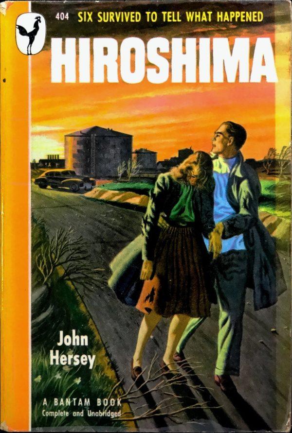 Bantam 404 (March, 1948). Cover by Geoffrey Biggs