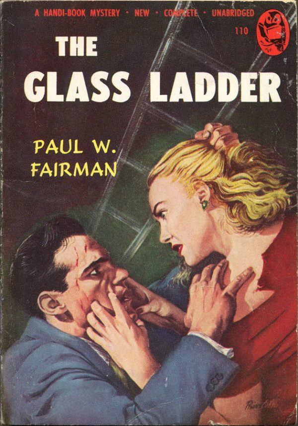 1950 Handi-Book Mystery #110