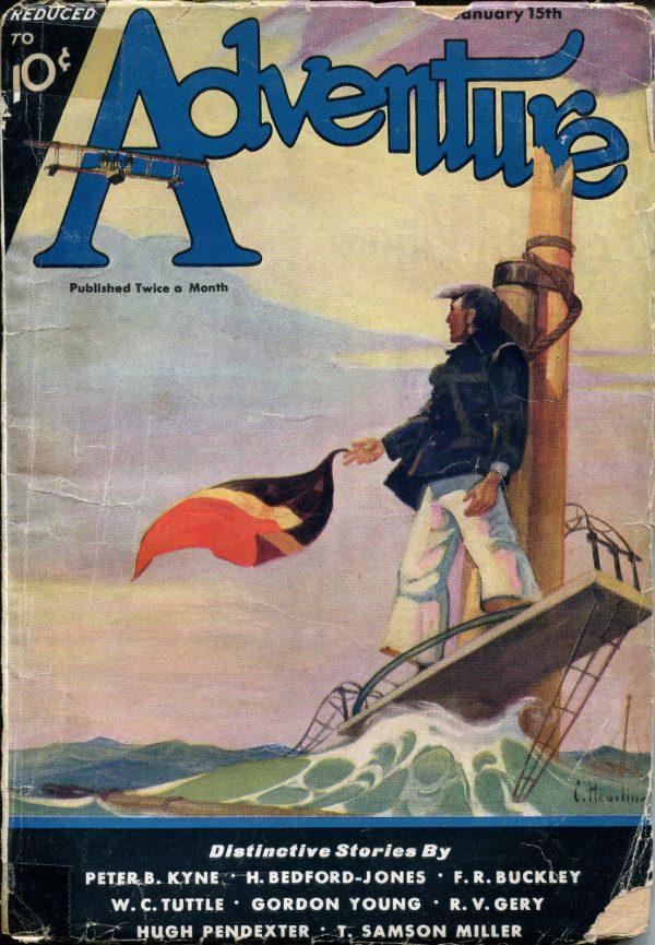Adventure January 15, 1933