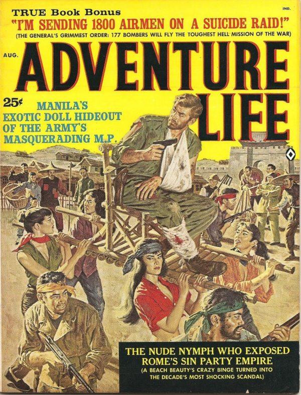 Adventure Life August 1962