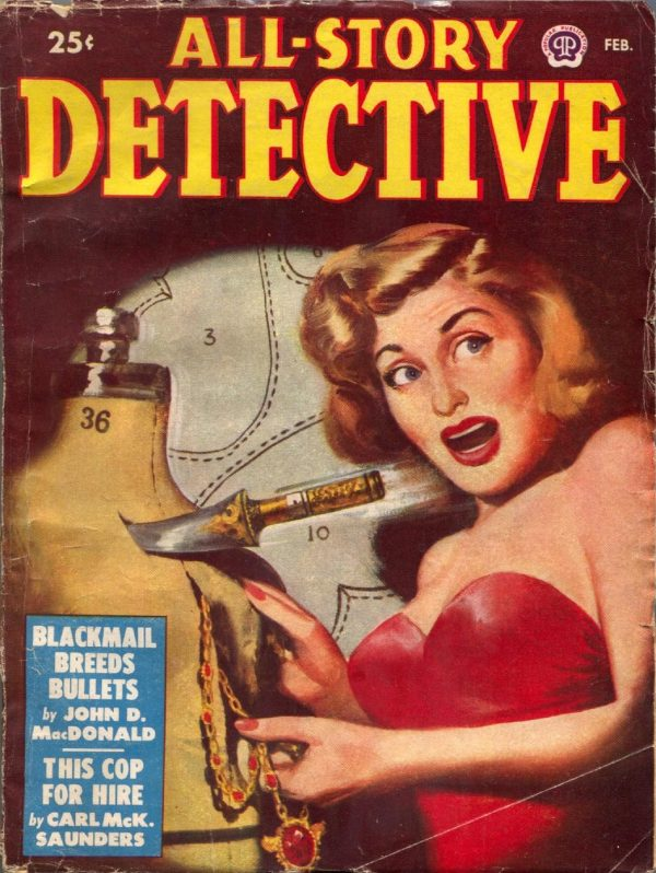 All-Story Detective Issue #1 February 1949