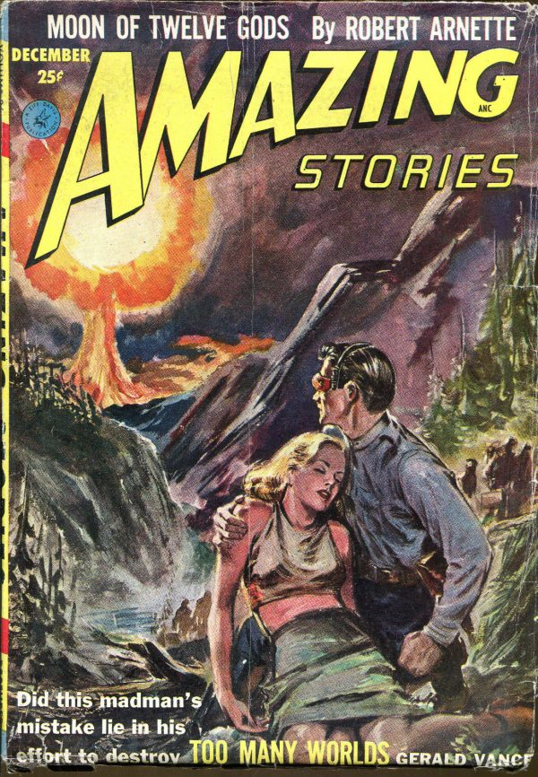 Amazing Stories December, 1952