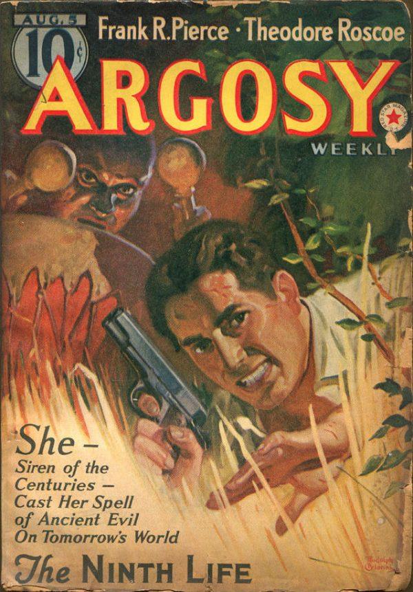 Argosy August 5, 1939