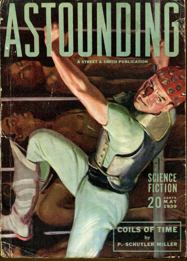 Astounding Science Fiction May, 1939