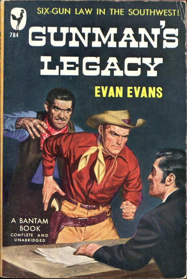 Bantam #784, 1950