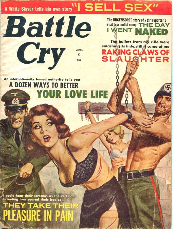Battle Cry April 1963