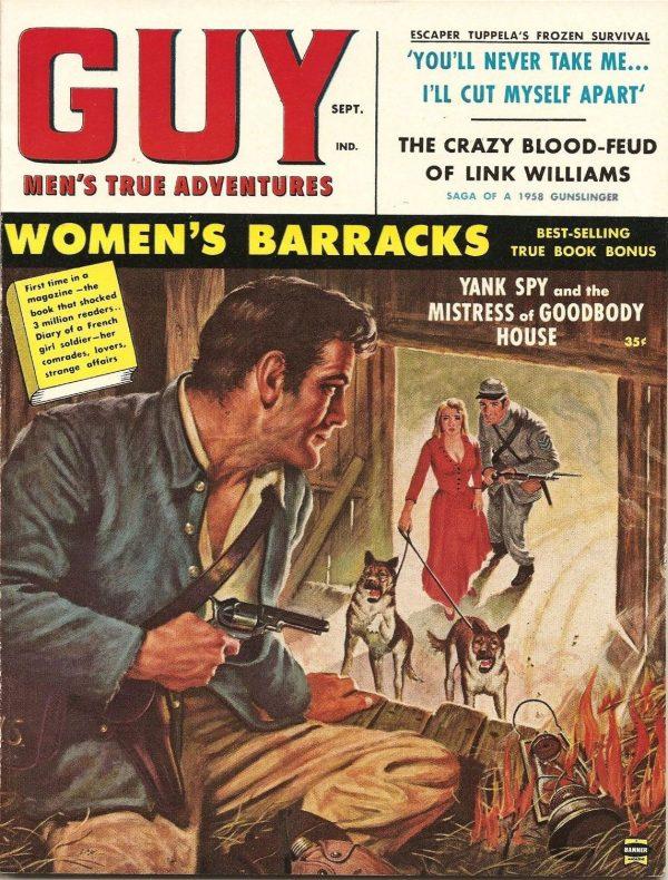 Guy September 1959