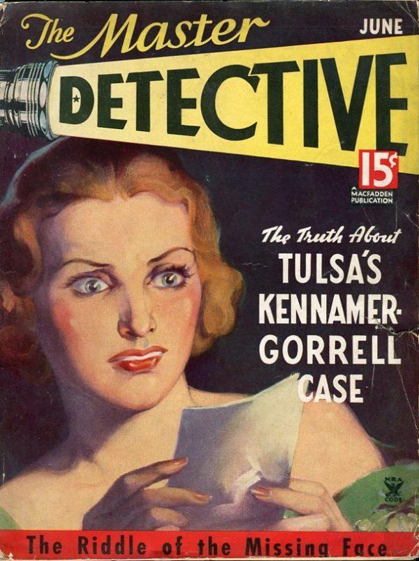 Master Detective June 1935