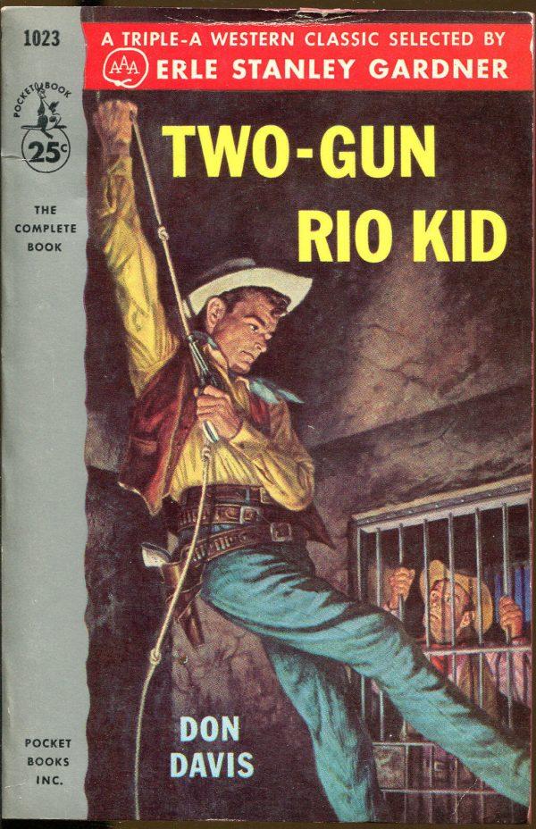 Pocket Books #1023, 1954