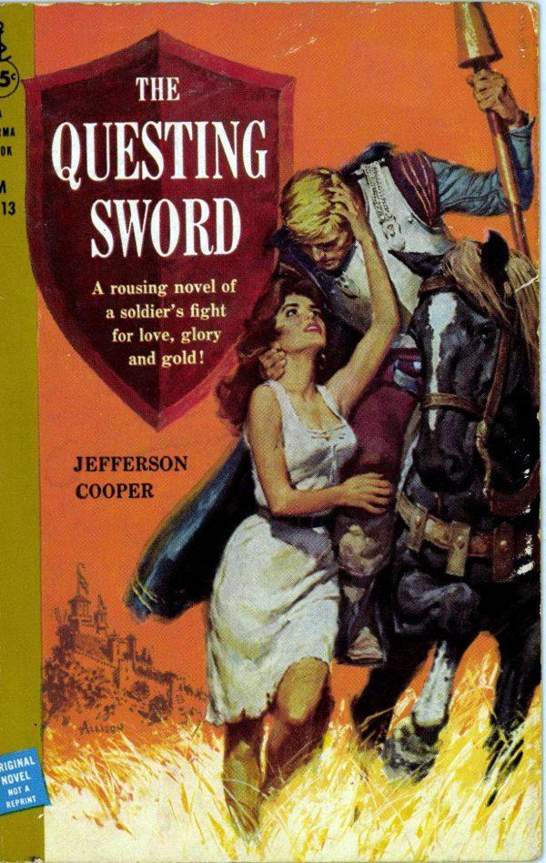 Questing Sword 001