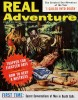 Real Adventure (July, 1958). Cover Art by Victor Prezio thumbnail