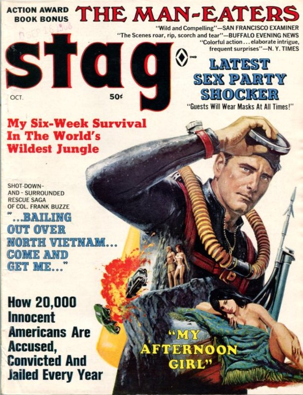 Stag October 1968