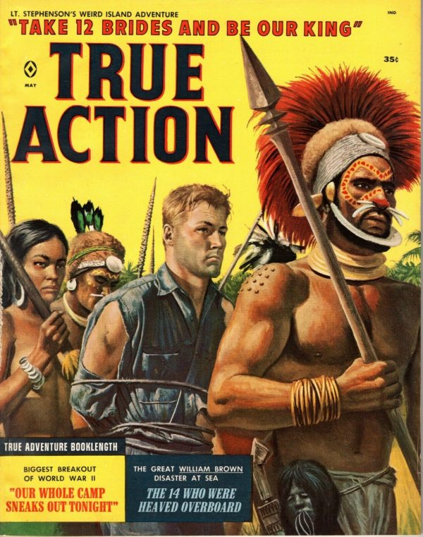 True Action May 1958