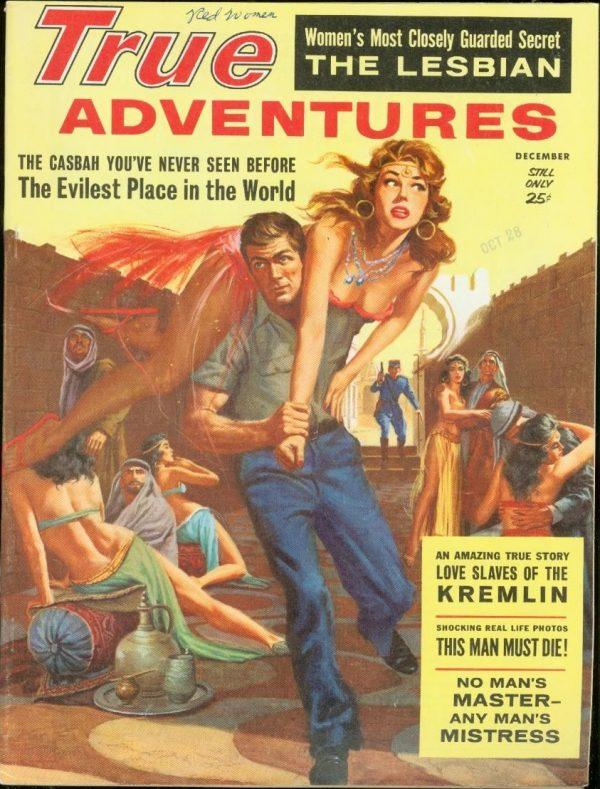 True Adventures December 1961