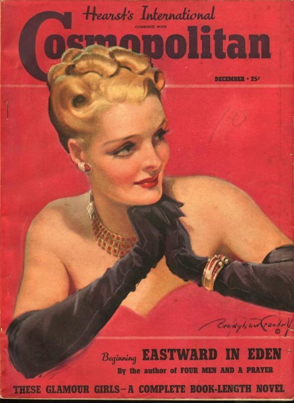 Cosmopolitan December 1938