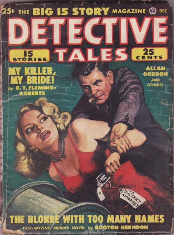 DETECTIVE TALES December 1948