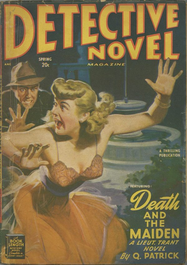 Detective Novel Magazine Spring 1949